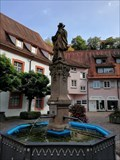 Image for St. Nepomukbrunnen - Haigerloch, Germany, BW