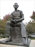 Image for Young Lincoln Statue - Seven Mile House site, Senn Park (Chicago,IL)