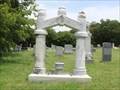 Image for Smyth Arch - Pleasant Point Cemetery - Lillian, TX