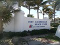Image for Fort Lauderdale Beach Park  -  Fort Lauderdale, FL