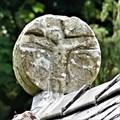 Image for Crucifix Finial - Old Kirk Braddan (Church of St. Brendan) - Braddan, Isle of Man