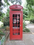 Image for Red Telephone Box - West Street, Bromley, London, UK.