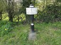 Image for Trent & Mersey Canal Milepost -  Weston, UK
