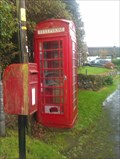Image for Red Telephone Box - Treskinnick Cross, Poundstock, Cornwall