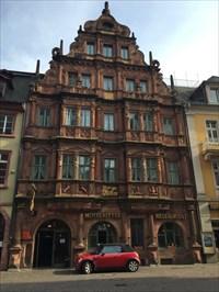 Hotel Zimmer, Heidelberg, Germany