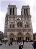 Image for Bell Towers - Notre-Dame Cathedral in Paris, France