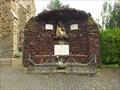 Image for Combined WWI / WWII memorial at Katholische Pfarrkirche St. Lambertus, Bengen - RLP / Germany