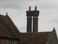 Image for Almshouses' Chimneys - New Road, Zeals, Wiltshire, UK