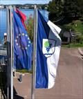 Image for Municipal Flag - Weil am Rhein, BW, Germany