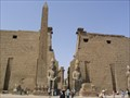 Image for Obelisk at Luxor Temple - Egypt