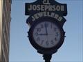 Image for C. I. Josephsons Jewelers Clock - Moline, IL