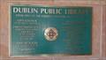 Image for Dublin Public Library - 2003 - Dublin, CA