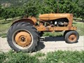 Image for Allis Chalmers Tractor - Gatzke's Farm Market - Oyama, British Columbia