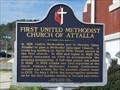 Image for First United Methodist Church of Attalla - Attalla, AL