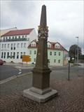 Image for Kursächsische Postmeilensäule in Kamenz/ Deutschland