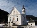 Image for Katholische Pfarrkirche St. Michael - Sachrang, Lk Rosenheim, Bayern, Germany