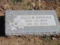 Image for 106 - Stella M. Hitchcock - Fairlawn Cemetery - OKC, OK