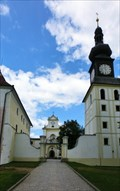 Image for Basilica of the Assumption of the Virgin Mary - Zdar nad Sazavou, Czech Republic