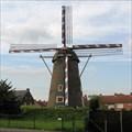 """Image for Cornmill """"Molen van Verbeek"""", St. Odiliënberg, the Netherlands."""