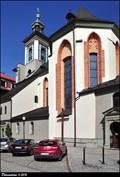 Image for Church of St. Mary Magdalene / Kosciól sw. Marii Magdaleny - Cieszyn (Poland)
