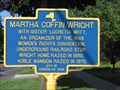 Image for Martha Coffin Wright, Auburn, NY