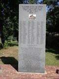 Image for Osage Coal and Coke Mine #11 Memorial - Krebs, OK