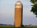 """Image for County Road """"A"""" Duel Silo - Waupaca, WI"""