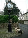 Image for The millennium clock-Silverdale Lancashire.England