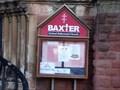 Image for Baxter United Reformed Church, Kidderminster, Worcestershire, England