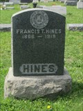 Image for Francis T. Hines - Corry, PA