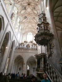 St. Barbara Cathedral / Chrám Sv. Barbory (Kutná Hora, Czech Republic)