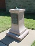 Image for Sundial, Common Pleas Courthouse, Cape Girardeau, Missouri