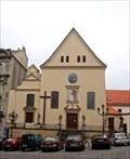 Image for Kostel Nalezení svatého Kríže (Brno, CZ)
