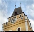 Image for Clocks of the Founding of the Holy Cross Church / Hodiny kostela nalezení Svatého kríže - Frýdlant (North Bohemia)