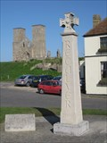 Image for Millennium Cross - Reculver, Kent, UK