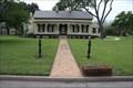 Image for The Faison House Carriage Block -- La Grange TX
