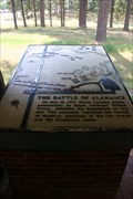 Image for Battle of Alamance, GG-2