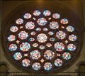 Image for Stained Glass Windows - St Alban's Cathederal, St Albans, Herts, UK.