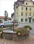 Image for Fountain Place Mazarin - Ferrette, Alsace, France
