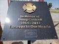 Image for Doug Cottrell Memorial - Fire & Rescue- Fletcher, OK
