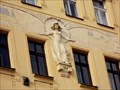 Image for Reliéf na obytném dome - Nusle, Praha, CZ