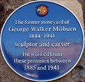 Image for George Walker Milburn - St Leonard's Place, York, UK