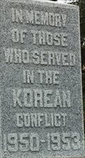 Image for Korean War Memorial - Brandon Municipal Cemetery, Manitoba