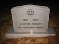 Image for M.T. Johnson Plantation Cemetery Confederate Memorial