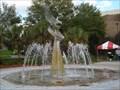 Image for University of North Florida Osprey Fountain - Jacksonville, FL