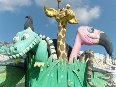 Three Giant Animals - Kissimmee