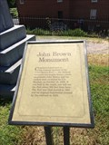 Image for John Brown Monument - Harpers Ferry, WV