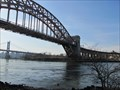 Image for Hell Gate Bridge Over The East River - New York