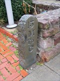 Image for Milestone In Center of Town - Route 30, Berlin, NJ