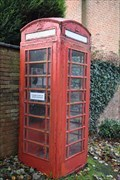 Image for Red Telephone Box - Frolesworth, Leicestershire